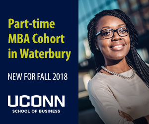 New for Fall 2018: Waterbury PMBA Cohort
