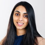 UConn Part-Time MBA Ambassador Eesha Malick