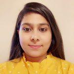UConn Part-Time MBA Student Ambassador Sharanya Kuruganti
